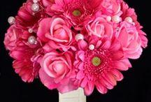 wedding bridal bouquets