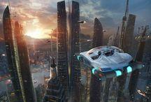 Future / Jest ona o nowoczesnych rzeczach, które istnieją lub powstaną.