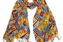 Scarves with Personality