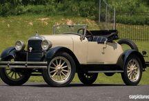 Pre war cars / Prewar cars