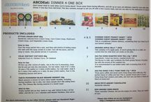 Monthly Food Boxes