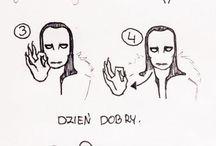 Migowy/ Sign Language
