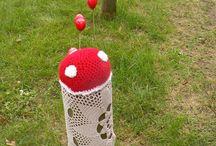 wild crochet part 2 / Wild crochet for festival wild haken voor festivals