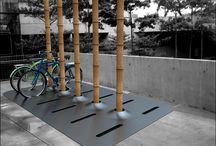mobiliář cyklo