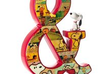Snoopy Alphabeth