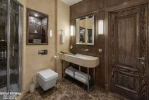 Bathroom / Ванные комнаты