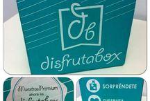 DisfrutaBox Julio (Muestras Premium)