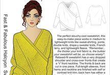 스웨터 패턴