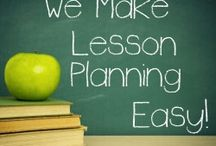School ideas / Lessons, activities, and much more! / by Erica Cooper