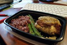 Individual Packaged Meals- Singles on the Go! / We create meals for you for lunch and will deliver to your home or work!