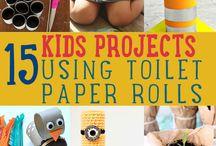 Tvoření pro děti/s dětmi