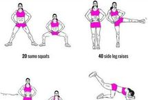 Fitness and exercises