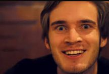 Pewdiepie / YouTuber pewdiepie, who makes funny videos and the fabulous guy I know