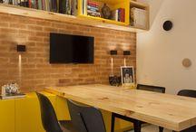 Idéias para inspirar decor do escritório