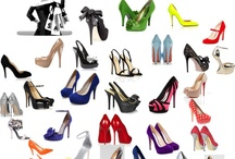 My Passion... Shoes! Shoes! Shoes! / by Marlene Thompson-Azcui