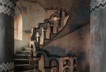 stair-case