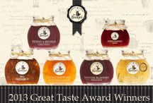 Great Taste Award Winners / A selection of our Great Taste Award Winning Products from the last few years.