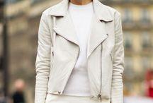 Leahter jacket