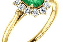 Montresor clasic / inele clasice cu diamante si pietre pretioase