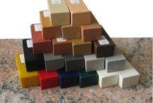 Oprava keramických obkladů a dlažby / Keramický tmel KERAMI-FILL® pro opravu keramických a kamenných obkladů a dlažby