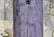 [portas, janelas etc & tal] / by Margarida Tavares
