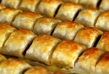 Sausage Rolls and Pies