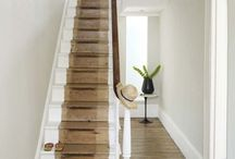 Staircase Ideas / Ideas on how to refurbish and update a staricase