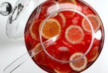 Fresh drinks & Punch