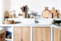 #Home : Kitchen / Envie de refaire sa cuisine ? et si on s'inspirait de pinterest là aussi ?