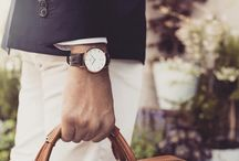 The Dapper Collection On You / The Dapper Collection by Daniel Wellington, Worn by You.