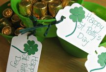 Seasonal: St. Patrick's Day Inspirations! / It is a bit of the Irish luck.  Find great craft and decor adds to bring out the Irish in you.