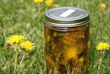 DIY - Infusing Oils