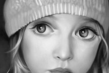 Grey scale pictures / colouring