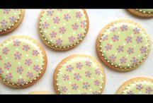 Vidéo deco biscuit