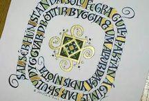 Kaligrafi Modern