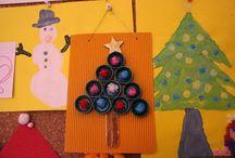 lavoretti per bambini Natale