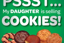 Girl Scout Cookies and related clip art or pictures