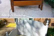 furniture re-do / by Lisa Allen