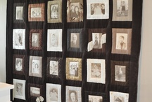 Herinnerings- quilt