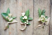 Wedding Ideas: Buttonholes