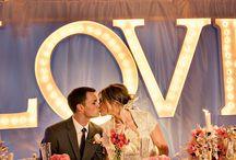 wedding ideas / by Debbie Rester