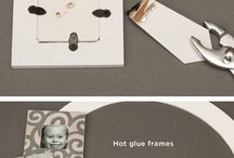 Photo frames ideas