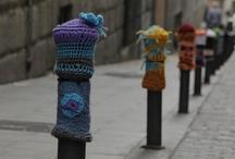vistiendo de lanas la ciudad