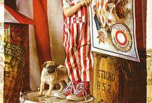 Цирковой костюм