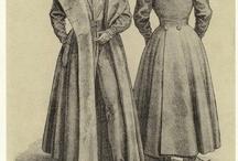 XIX costumes d'hommes / XIX w. mężczyźni 19th men's costumes