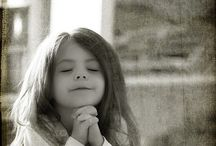 prayer<< / I pray because the need flows out of me both day and night ~ / by Lesley Jill