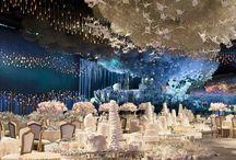 Paper Cranes Wedding Inspiration