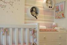 ideas para la habitación de mi bebe