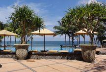 The travel to Bali Island