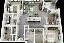 Дома, квартиры